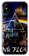 Pink Floyd Montage IPhone Case