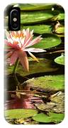 Pink Lily 14 IPhone Case