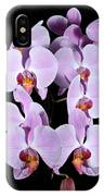 Pink Orchid Iv IPhone Case
