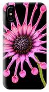 Pink Pinwheel IPhone Case