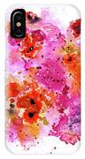 Pink Reef IPhone Case