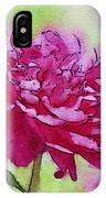 Pink Ruffles IPhone Case