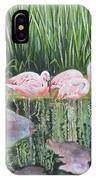 Pink Trio IPhone Case