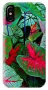 Pink Veined IPhone Case