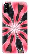 Pink White Petals IPhone Case