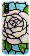 Pinkish Rose IPhone Case