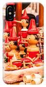Pinocchio For Sale IPhone Case