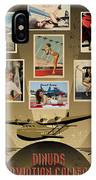 Pinups - The Aviation Collection IPhone Case