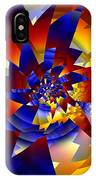 Pinwheel IPhone Case