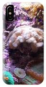 Pipe Fish And Sea Anemone  IPhone X Case