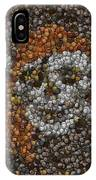 Pirate Coins Mosaic IPhone Case