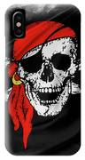 Pirate Flag IPhone Case