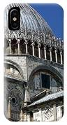 Pisa Cathedral Dome IPhone Case