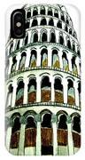 Pisa Erected IPhone Case