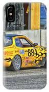 Pist 'n Broken Racing IPhone Case