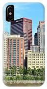 Pittsburgh Panorama June 2017 IPhone Case