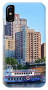 Pittsburgh River Cruise  IPhone Case