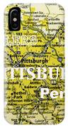 Pittsburgh Sports IPhone Case