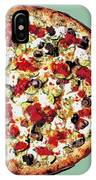 Pizza - The Guido Special IPhone Case