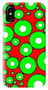 Pizzazz 5 IPhone Case
