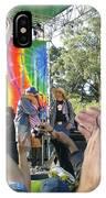 Pk Leads Jefferson Starship Photo IPhone Case