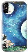 Place For Dreaming IPhone Case