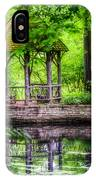 Place To Relax And Meditate  IPhone Case