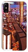 Planet Hollywood Casino IPhone Case