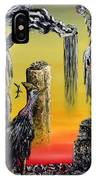 Planet Of Anomalies IPhone Case
