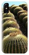 Planet Of Cactus IPhone Case