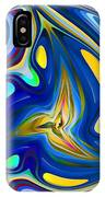 Planet Whorl IPhone Case