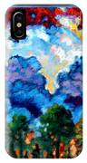 Planets Image Two IPhone Case