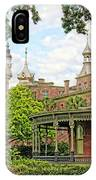 Plant Hall University Of Tampa IPhone Case