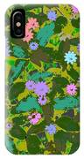 Plant Power 2 IPhone Case