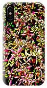 Plant Power 4 IPhone Case