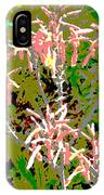 Plant Power 8 IPhone Case