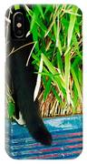 Bushwhacking In A Tux IPhone Case