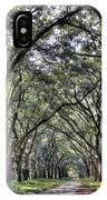 Plantation Drive IPhone Case