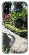 Plantation Garden IPhone Case