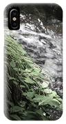 Plants By The River IPhone Case