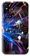 Plasma Sphere IPhone Case
