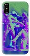 Plastic Army Man Battalion Pop IPhone Case