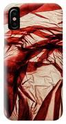 Plastic Bag 09 IPhone X Case