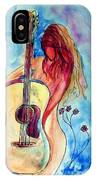 Play Me A Song IPhone Case