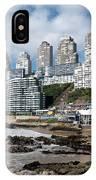 Playa Cochoa Chile IPhone Case
