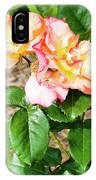Playboy Rose IPhone Case