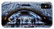 Playful Ladies By Chicago's Bean  IPhone Case