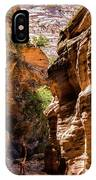 Playing The Slots In Zion IPhone Case