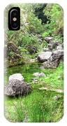 Pleasant Nature IPhone Case