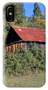 Pleasant Valley Barn 14 IPhone Case